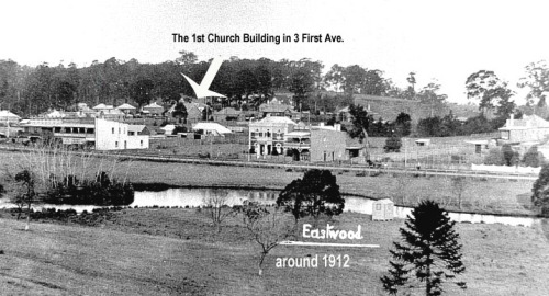 First Church Location